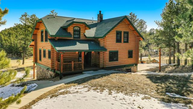 87 Big John Road, Lyons, CO 80540 (MLS #6155076) :: Keller Williams Realty