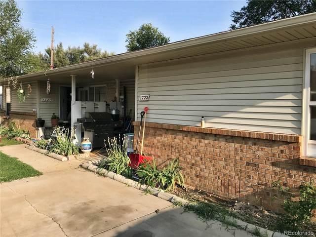 1720-22 Meadow Street, Longmont, CO 80501 (#6155136) :: Wisdom Real Estate