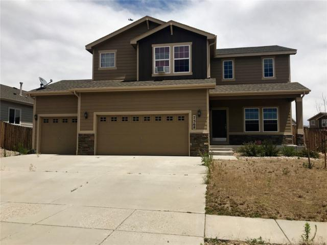 7568 Forest Valley Loop, Colorado Springs, CO 80908 (#6155834) :: The HomeSmiths Team - Keller Williams