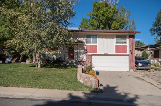 1155 S Wright Street, Lakewood, CO 80228 (MLS #6156115) :: 8z Real Estate