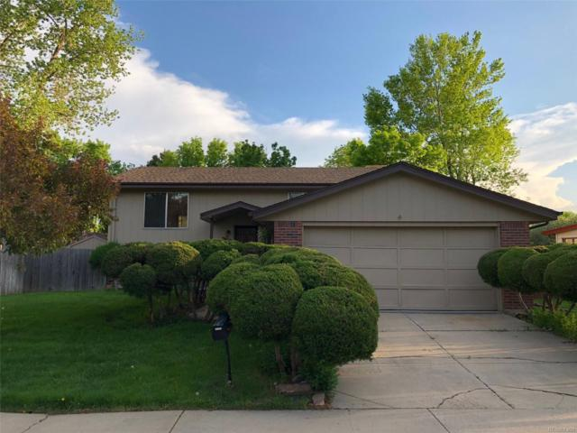 13352 W 67th Drive, Arvada, CO 80004 (#6156362) :: Sellstate Realty Pros