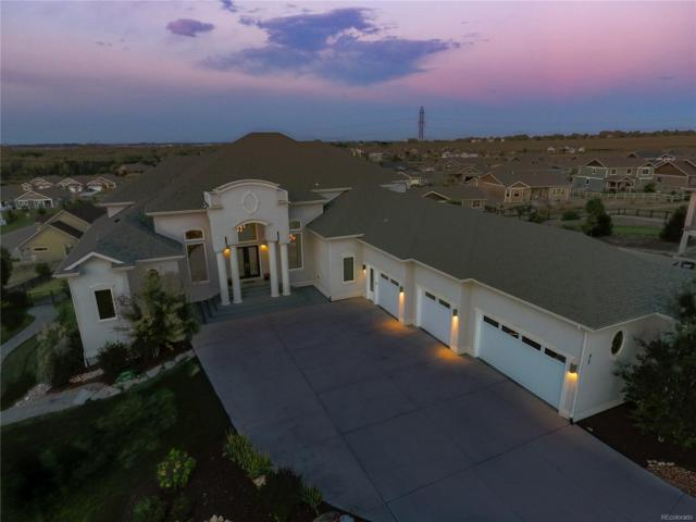 413 Horizon Circle, Greeley, CO 80634 (MLS #6157314) :: Kittle Real Estate
