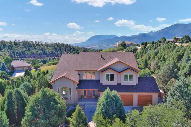 4265 Cedar Heights Drive, Colorado Springs, CO 80904 (#6157326) :: The HomeSmiths Team - Keller Williams