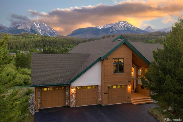 1689 Falcon Circle, Silverthorne, CO 80498 (#6157421) :: The Heyl Group at Keller Williams
