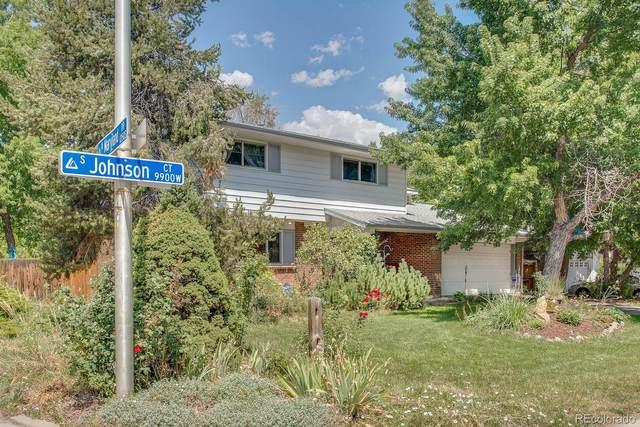 1329 S Johnson Court, Lakewood, CO 80232 (MLS #6157691) :: 8z Real Estate