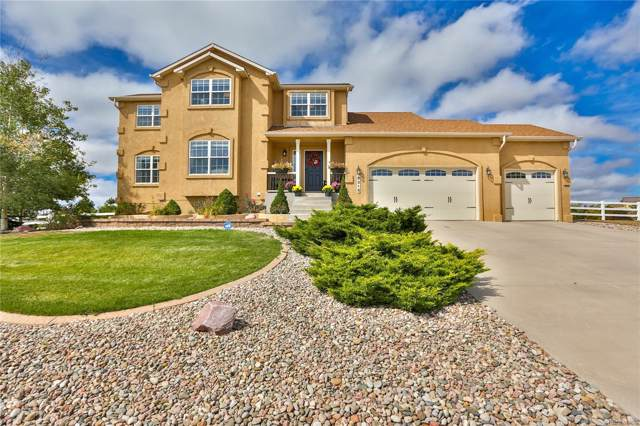 8318 Weiscamp Road, Peyton, CO 80831 (#6158202) :: Arnie Stein Team | RE/MAX Masters Millennium