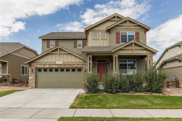 13035 Norway Maple Street, Parker, CO 80134 (#6158247) :: Bring Home Denver
