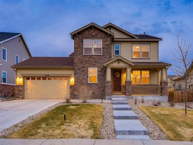 25230 E Arbor Place, Aurora, CO 80016 (#6158331) :: The Peak Properties Group