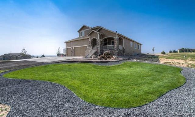 3550 Zane Gray Loop, Parker, CO 80138 (MLS #6158338) :: 8z Real Estate