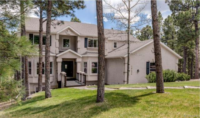 15575 Falcon Ridge Court, Colorado Springs, CO 80921 (MLS #6158446) :: 8z Real Estate
