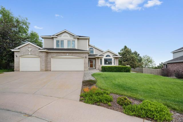 2520 S Zinnia Way, Lakewood, CO 80228 (#6158490) :: Structure CO Group
