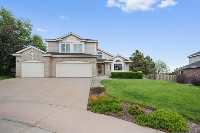 2520 S Zinnia Way, Lakewood, CO 80228 (#6158490) :: Bring Home Denver