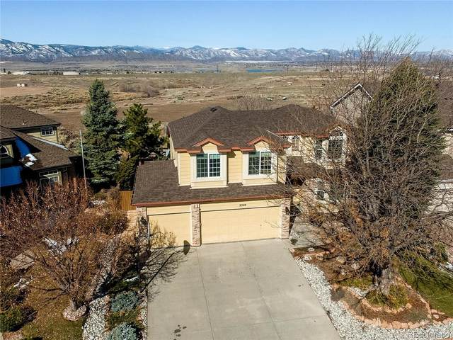 9549 Painted Canyon Circle, Highlands Ranch, CO 80129 (#6158679) :: The Dixon Group