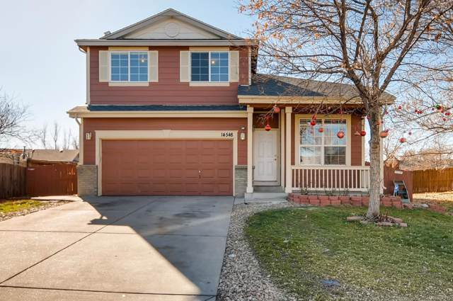 14548 E Elk Place, Denver, CO 80239 (#6158686) :: HomePopper