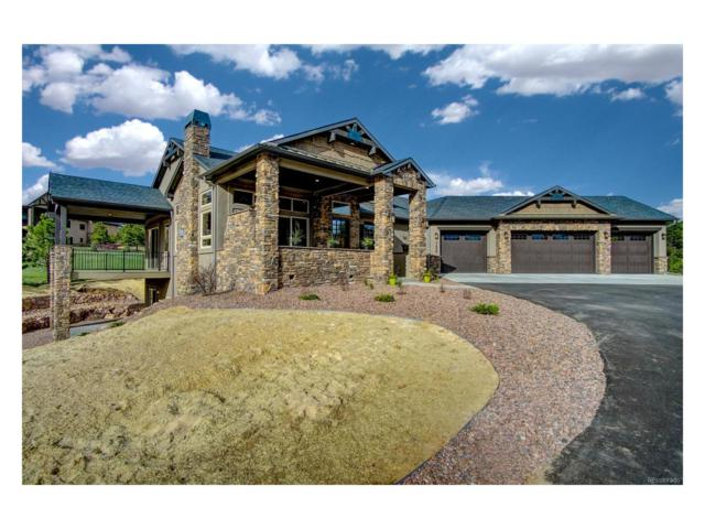 17535 Pond View Place, Colorado Springs, CO 80908 (#6158858) :: The Peak Properties Group