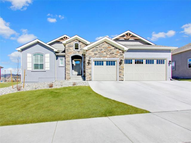 1215 Night Blue Circle, Monument, CO 80132 (#6158898) :: The HomeSmiths Team - Keller Williams