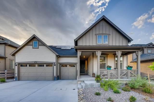 8251 Arapahoe Peak Street, Littleton, CO 80125 (#6159644) :: The Colorado Foothills Team | Berkshire Hathaway Elevated Living Real Estate