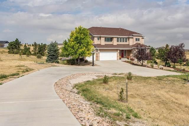 2358 Elkhorn Ranch Street, Parker, CO 80138 (#6160076) :: The Peak Properties Group