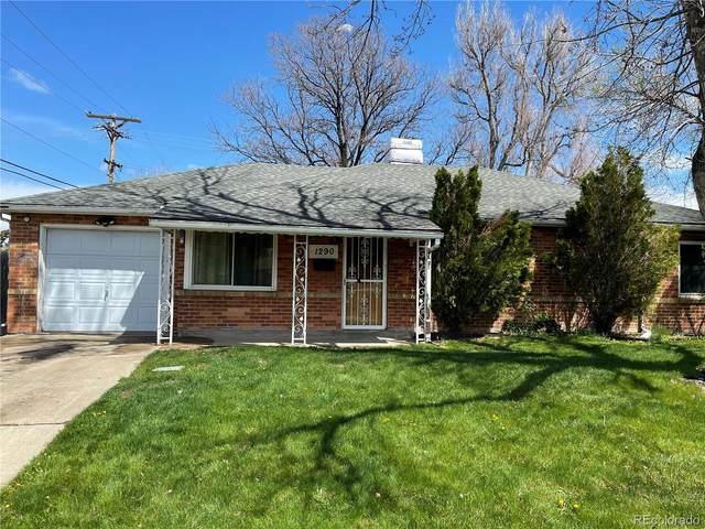1290 Ursula Street, Aurora, CO 80011 (#6160467) :: Venterra Real Estate LLC