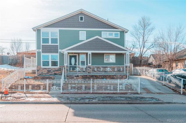 4414 W Alameda Avenue, Denver, CO 80219 (MLS #6160471) :: Bliss Realty Group