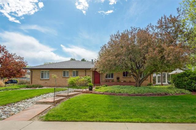 995 S Garfield Street, Denver, CO 80209 (MLS #6160474) :: Bliss Realty Group