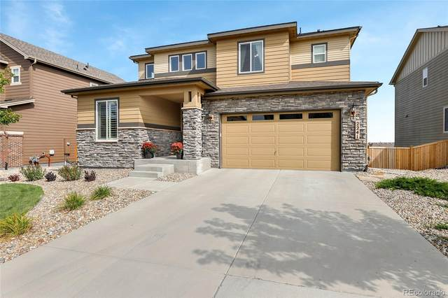 2241 Summerhill Drive, Castle Rock, CO 80108 (MLS #6160558) :: Neuhaus Real Estate, Inc.