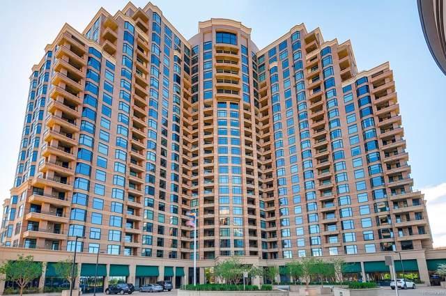 8100 E Union Avenue #2206, Denver, CO 80237 (#6160607) :: The Peak Properties Group