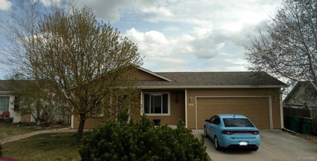 3916 Eagles Nest Drive, Evans, CO 80620 (#6160979) :: The Dixon Group