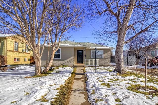 1248 Macon Street, Aurora, CO 80010 (MLS #6161063) :: Bliss Realty Group