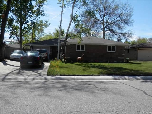 5957 N Flower Street, Arvada, CO 80004 (MLS #6161149) :: The Sam Biller Home Team