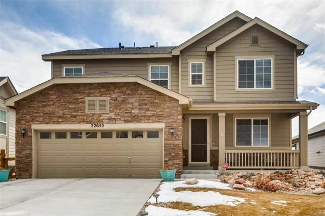 22652 E Bellewood Drive, Centennial, CO 80015 (#6161635) :: The City and Mountains Group