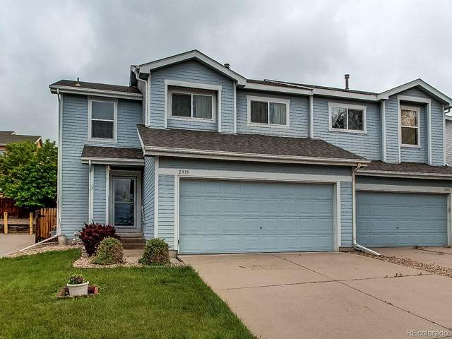 2335 E 110th Drive, Northglenn, CO 80233 (#6161795) :: Mile High Luxury Real Estate