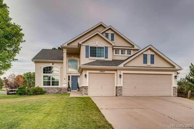 10914 Eagle Run Drive, Parker, CO 80138 (#6161815) :: Peak Properties Group