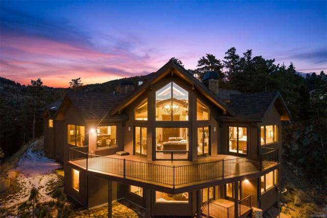 26407 Bell Park Drive, Evergreen, CO 80439 (#6161833) :: The City and Mountains Group