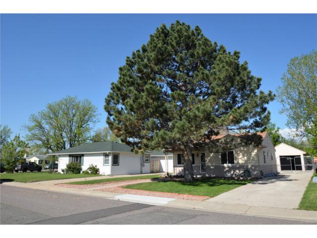 5545 Brentwood Street, Arvada, CO 80002 (#6162125) :: The Peak Properties Group