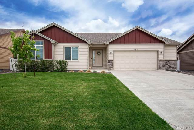 7012 Pettigrew Street, Wellington, CO 80549 (MLS #6162152) :: Kittle Real Estate