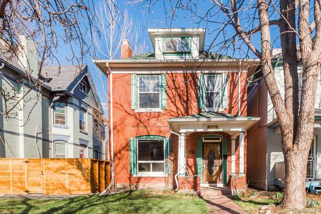 1440 Milwaukee Street, Denver, CO 80206 (#6162266) :: iHomes Colorado