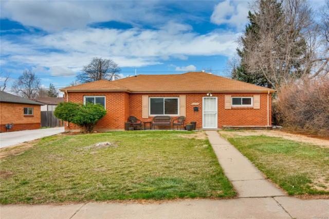 9281 Vine Street, Thornton, CO 80229 (#6162325) :: The Peak Properties Group
