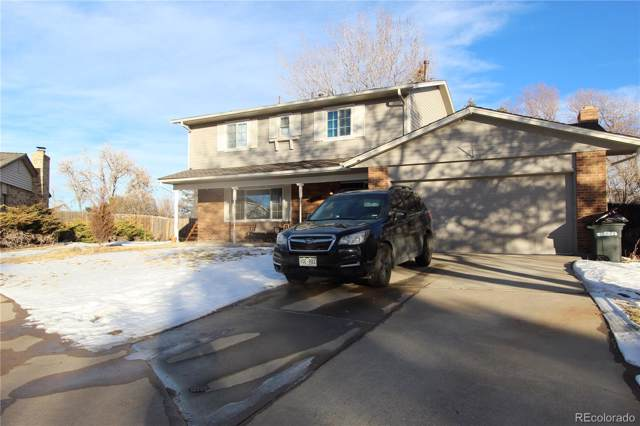 7526 S Williams Street, Centennial, CO 80122 (#6162687) :: The Brokerage Group