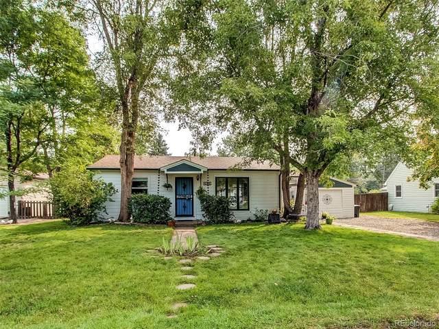 4300 Iris Street, Wheat Ridge, CO 80033 (#6162712) :: Peak Properties Group