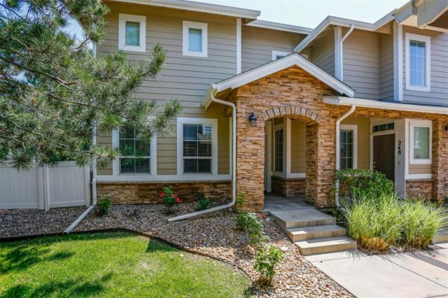 252 Whitehaven Circle, Highlands Ranch, CO 80129 (#6162921) :: The Peak Properties Group