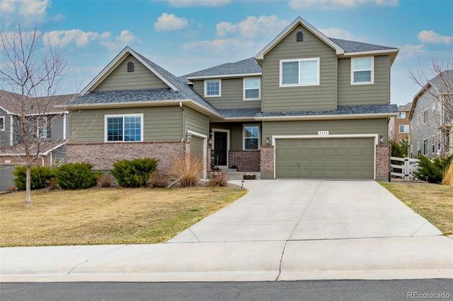 2458 Northview Place, Castle Rock, CO 80104 (#6163474) :: Finch & Gable Real Estate Co.