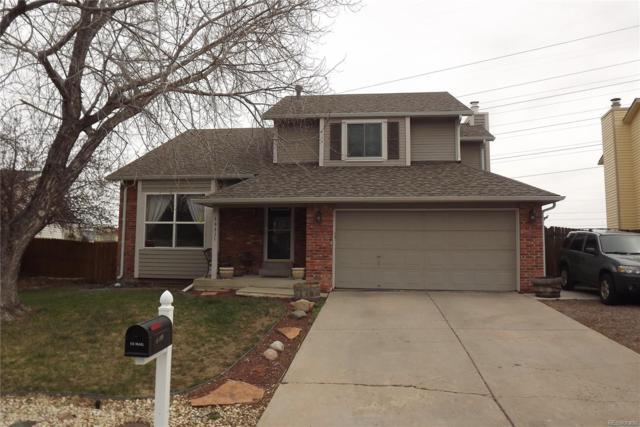 19921 E Eldorado Drive, Aurora, CO 80013 (#6163481) :: The Peak Properties Group