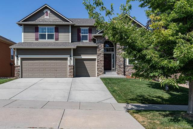 12071 Blackwell Way, Parker, CO 80138 (#6164444) :: The Brokerage Group