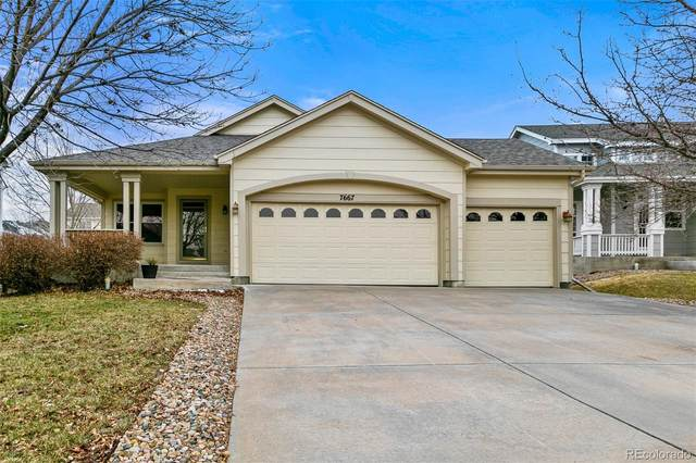 7667 Grizzly Court, Littleton, CO 80125 (MLS #6164990) :: The Sam Biller Home Team