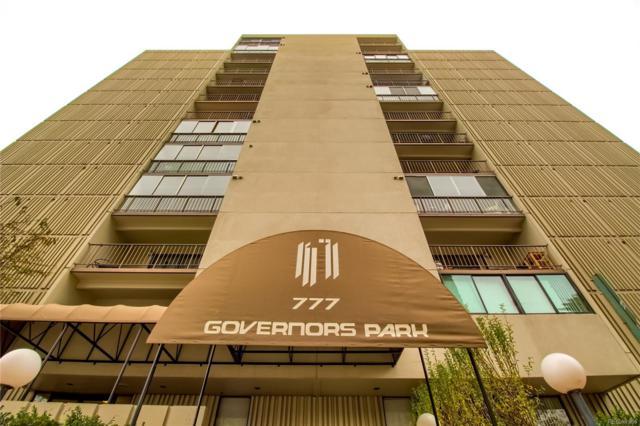 777 Washington Street #206, Denver, CO 80203 (MLS #6165053) :: 8z Real Estate