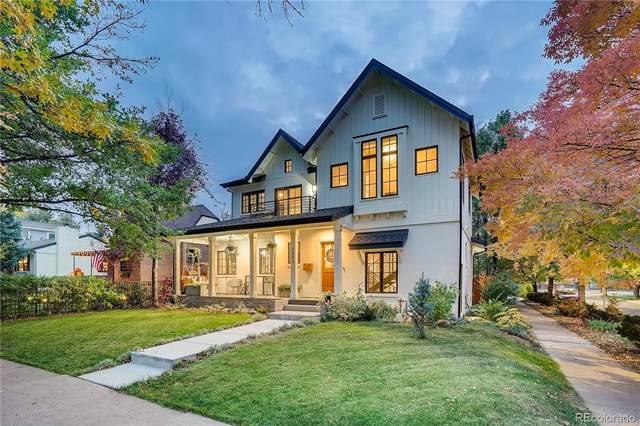 1201 S Josephine Street, Denver, CO 80210 (#6166283) :: Mile High Luxury Real Estate