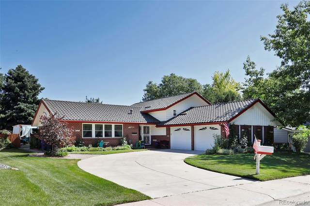 3608 S Newport Way, Denver, CO 80237 (#6166472) :: Kimberly Austin Properties