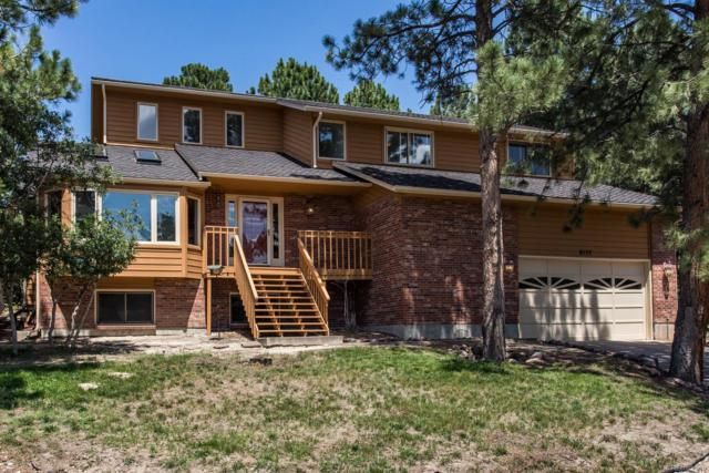 8157 Capt Meriwether Lewis Drive, Parker, CO 80134 (MLS #6166940) :: 8z Real Estate