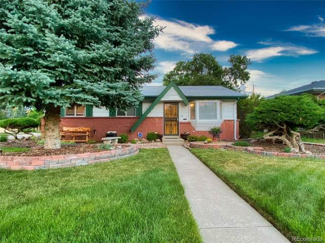 1760 S Upham Street, Lakewood, CO 80232 (#6167151) :: The Margolis Team